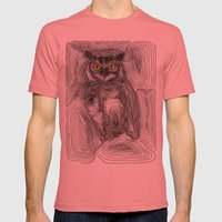 Sava Mens Fitted Tee Pomegranate SMALL