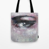 Quiet-Colored End Of Eve… Tote Bag