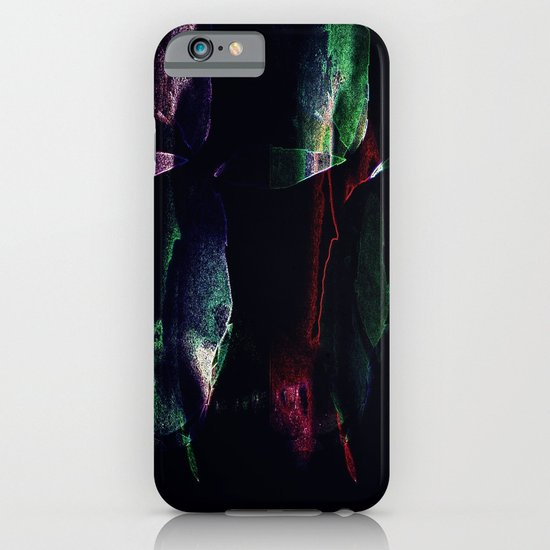 Tropical darkness iPhone & iPod Case