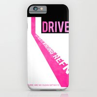 iPhone & iPod Case featuring Drive. by bionicman31