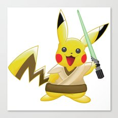 Jedi Chu Canvas Print