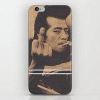 Speak Your Mind iPhone & iPod Skin