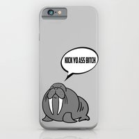 Angry Walrus iPhone 6 Slim Case