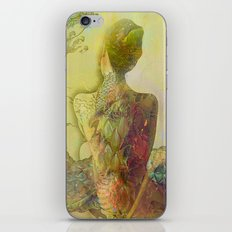 The guard of the eternal dragon iPhone & iPod Skin