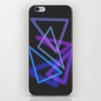 Glow Stick  iPhone & iPod Skin