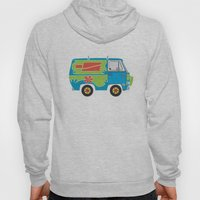 Mystery of the Lost Parts Hoody