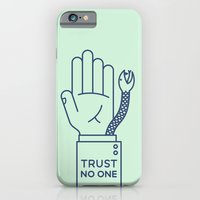 Trust No One iPhone 6 Slim Case