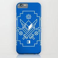 iPhone & iPod Case featuring Skylander by Team Mongoose