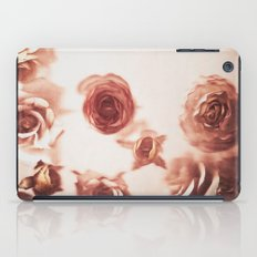 Falling Flower Variation II iPad Case