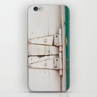 The Barn Door  iPhone & iPod Skin