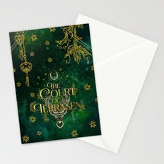 The Court of Terrasen  Stationery Cards