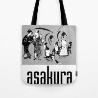 Asakura Tote Bag