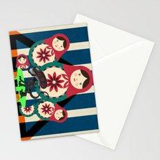Alien Offspring  Stationery Cards