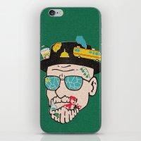 Walter iPhone & iPod Skin