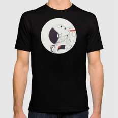 GOD IS AN ASTRONAUT MEDIUM Black Mens Fitted Tee