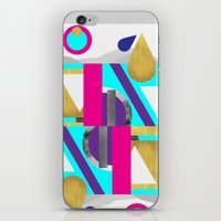 Abstractions No. 2: Mountains iPhone & iPod Skin