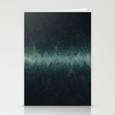 Forest Reflections II Stationery Cards