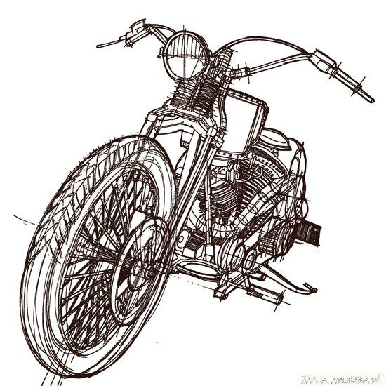 MOTOR Art Print