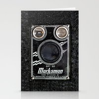 The Marksman Stationery Cards