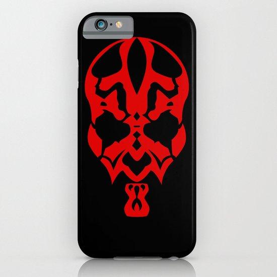 Hand of Rage (Darth Maul) iPhone & iPod Case