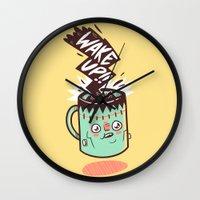 Alive! Wall Clock