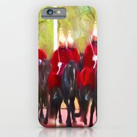 The Queens life guards on the Mall iPhone 6 Slim Case