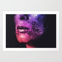 we are all made from stardust Art Print