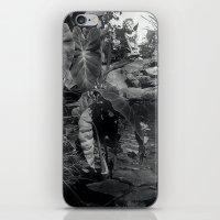 Looking Forward iPhone & iPod Skin