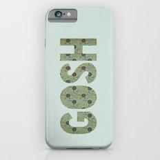 COLLAGE LOVE: GOSH  Slim Case iPhone 6s