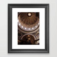 Antithesis of Simplicity Framed Art Print