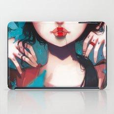 Nachtfalter iPad Case