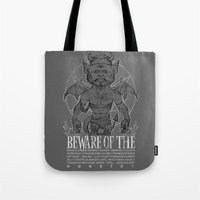 Super Monster Tote Bag