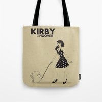 Kirby Hoover Tote Bag
