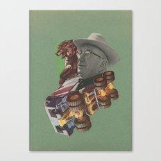 Beasts Canvas Print