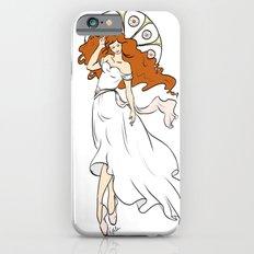 Muchaesque Ballet Girl iPhone 6s Slim Case