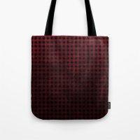 Harlequin - Textured Pat… Tote Bag