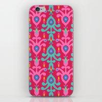 Colorful Bohemian Ikat  iPhone & iPod Skin