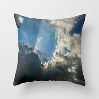 Let Your Name Be Sanctif… Throw Pillow