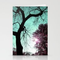 Wishing Tree Stationery Cards
