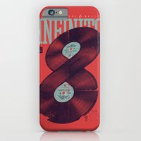 iPhone & iPod Case featuring Moto Perpetuo II by Vó Maria
