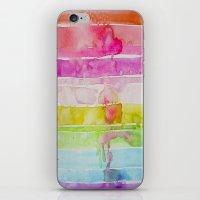 Fruity Stripe iPhone & iPod Skin