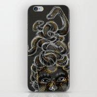 Gorgon iPhone & iPod Skin