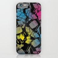 iPhone & iPod Case featuring CMYK by Amanda Jonson
