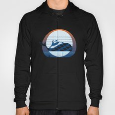 Whale Migration Hoody