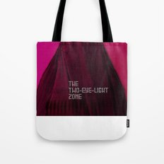 The Two-eye-light Zone Tote Bag