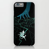 iPhone & iPod Case featuring Constellation of Pegasus by chyworks
