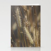 Blowing In The Wind. Stationery Cards