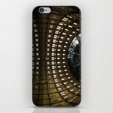 An abandoned beauty iPhone & iPod Skin