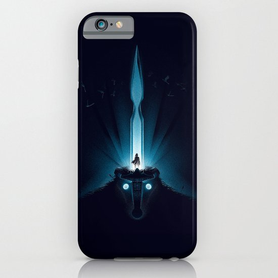 Wander and the Colossus iPhone & iPod Case