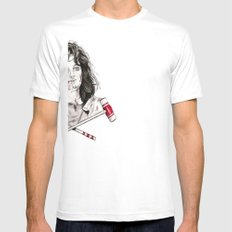 How Very Mens Fitted Tee SMALL White